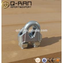 Abrazadera de hierro maleable galvanizado maleable pinza eléctrica