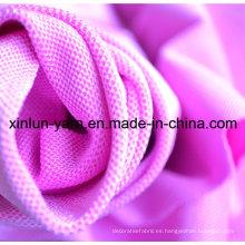 Nueva tela hecha a mano de la tela de la nadada de la tela del Spandex para la ropa interior