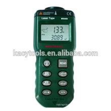 Plage de mesure du mesureur de distance 0.6 ~ 15m Télémètre ultrasonique
