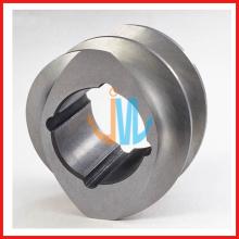Tornillo de segmento y barril para máquina de plástico