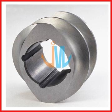 Parafuso de segmento e cilindro para máquina de plástico