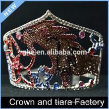 Corona de carnaval, corona masónica, corona real decorativa
