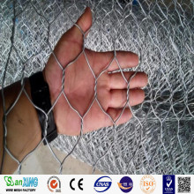 Mesh Anping Galvanized Hexagonal Wire Mesh