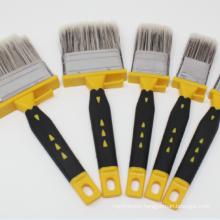 Synthetic Fiber Plastic Handle Paint Tool Paint Brush