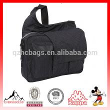 Bolsos de mensajero elegantes del pañal bolso cruzado de la correa para los hombres (HCDP0003)