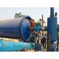 Hohe Gewinne verschwenden Reifenpyrolyse zu Ruß, Brennstoff, Stahldrahtmaschine