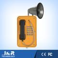 Im Freien wasserdichtes Telefon, industrielles Notfalltelefon, 3G Rundfunktelefon