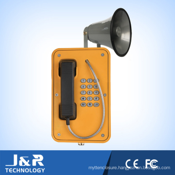 Weatherproof Telephone, Sos Telephone, Heavy Duty Telephone, Emergency VoIP Telephone