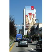 Bannière flexible de PVC pour la publicité de camionnette mobile