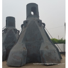 high quality large casting part of sand casting