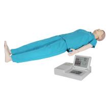 Fortgeschrittene automatische CPR Nursing Training Skill Manikin