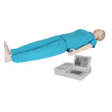 Manequim Automático Avançado de Habilidades de Treinamento de Enfermagem em CPR