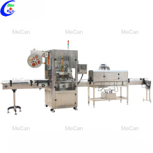 Automatic Filling PET Plastic Bottle Water Machine