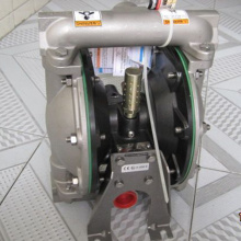 Factory selling for Diaphragm Pump Air Driven With Double Diaphragm Pumps Teflon Material export to Bahamas Manufacturers