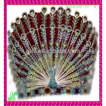 El desfile de belleza del rhinestone de los nuevos diseños al por mayor corona tiaras