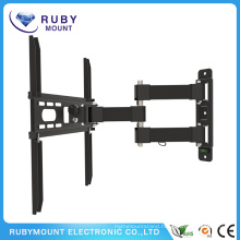 Family Use Wall Black Full Motion TV Mount