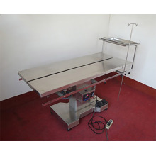 Dee-Iiddb haut-vente animaux Electricoperating Table