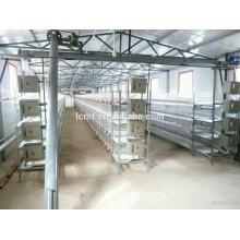 Automatische Broilerkäfig Geflügel Ausrüstung Form Professioneller Hersteller