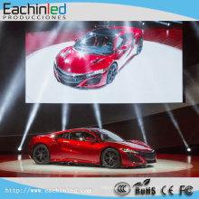 führte gebogenen Bildschirm p3.91 500x1000m für Konzert / Hochzeit / Auto Ausstellung