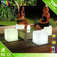 Jede Größe LED Cube / LED Würfel Stühle / Light Cube Sitz