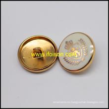 Botón de caña para la capa de alta calidad