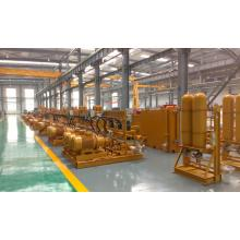 Well-sold pipe rolling mill hydraulic system