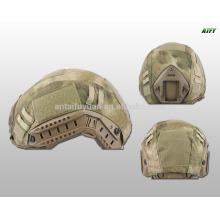 FAST NIJ IIIA bullet proof kevlar helmet pssed ISO certificate