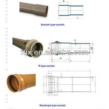Tuyaux en plastique tulipage/machine pour ligne de production de tuyaux en expansion