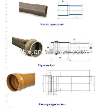 Belling/expansión de la máquina para la producción de tubería de tubería de plástico
