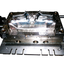 Console Injection Mould/Plastic Mould/Auto Plastic Mould/Console Injection Mould