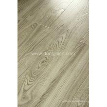 Revêtement de sol stratifié de surface synchronisée de grain fin de 240 mm Largeur de bois fin avec résistance à l'eau HDF 1411401
