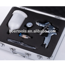 Top quality car painting LVMP Spray Gun HD-1KIT alu case packed