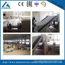 Nonwoven high qulity geotextile machine