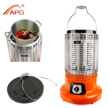OEM for Portable Small Gas Heater, Gas Room Heaters, Indoor Gas Heaters For Home APG Powerful Gas heater patio gas heater export to Malaysia Exporter