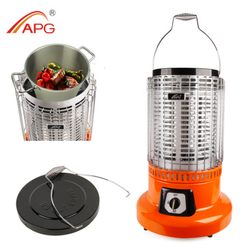 APG Powerful Gas heater patio gas heater