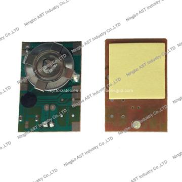 Luz LED parpadeante de la batería, batería de luces LED intermitentes, luces LED