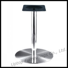 201 and 304 Stainless Steel Round Table Base (SP-STL102)