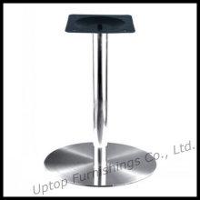 Base de mesa redonda de aço inoxidável 201 e 304 (SP-STL102)