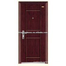 50mm Steel Security Door KKD-316 for Livelihood Residential Project
