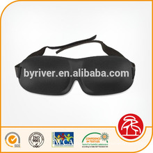Neue 3D gebogene Formteile schlafen Augenmaske, Auge Schatten