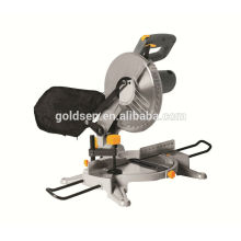"255mm 1800W Aluminum/Wood Cutting Cut-off Machine Table Circular Saw Electric Power 10"" compound Miter Saw"