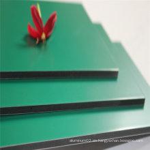 B1 Pared de revestimiento de panel de compuesto de aluminio ignífugo