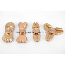 Hot Finger Spinner Torqbar Brass EDC Toys Spinner Fidget (золото)
