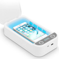 Wireless Charger Phone UV Light Sterilizer Box