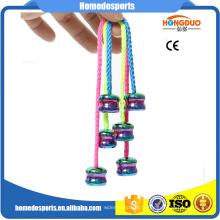 Nouveau produit Metal Fidget Yoyo ball Porte-pouces Begleri Beads prix de gros