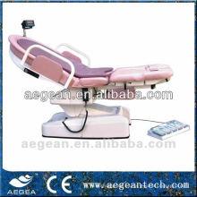 AG-C101B01 CE aprobó cama de entrega eléctrica quirúrgica