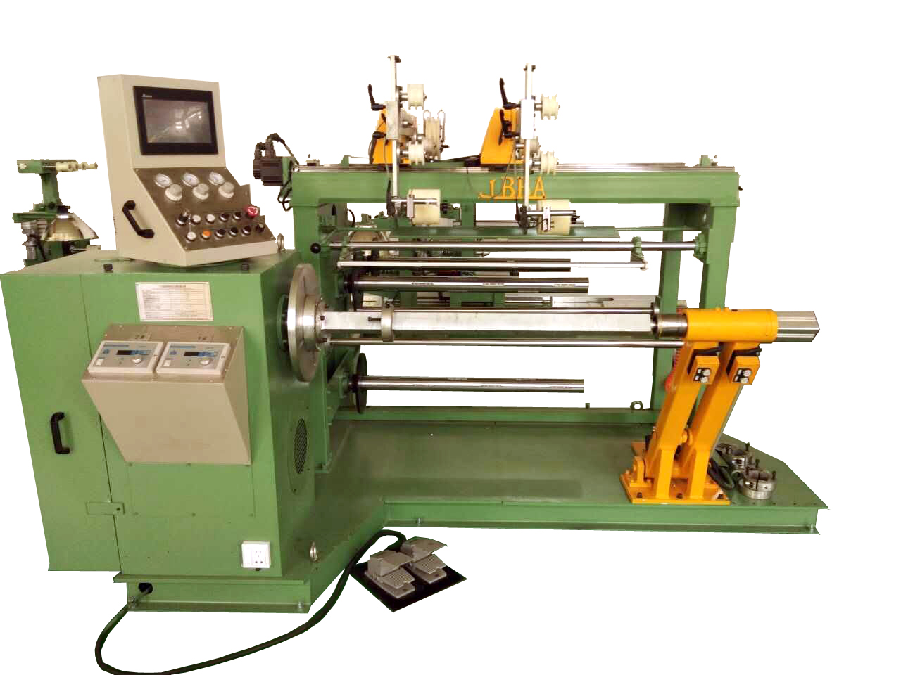 Wire Winding Machine for Transformer