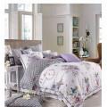 Blumenklavier-Designs Bettwäsche-Set Bettbezug-Set Heimtextilien Baumwolle Reaktiv-Print