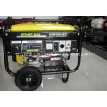 Gerador de poder portátil da gasolina do começo 2kw-7kw elétrico com CE, ISO9001