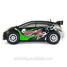 Modelo de Control remoto escala 1/10 Rally de coches de carreras VRX